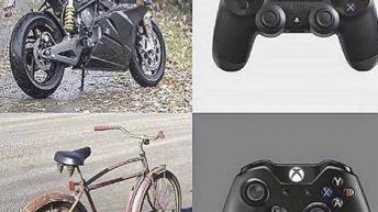 Playstation vs Xbox remote