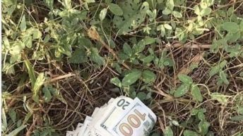 Finding money outside of church