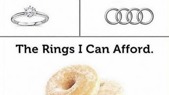 the rings she wants, the rings I want, the rings i can afford meme