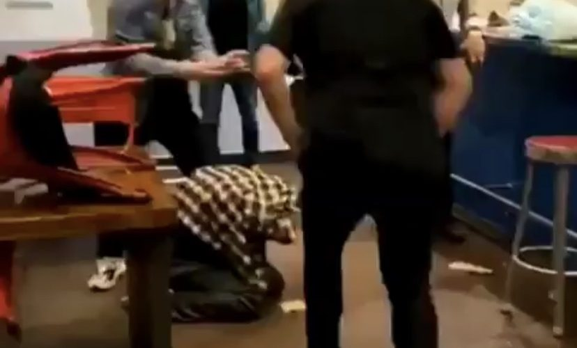 brother nature gets jumped