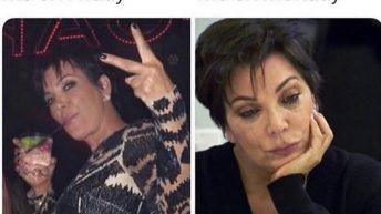 me on friday vs monday meme