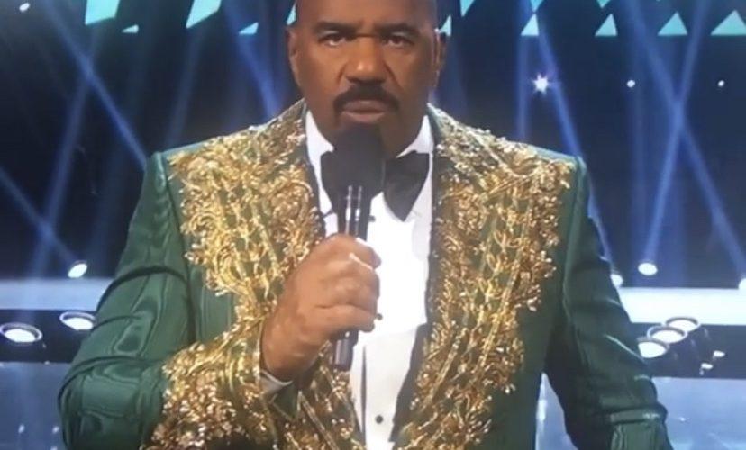 Steve Harvey messes up Miss America again