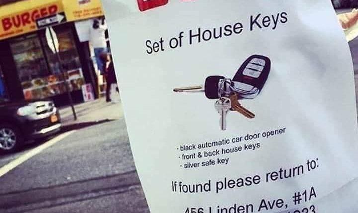 missing keys pictures