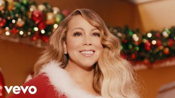 Mariah Carey releases new Christmas video