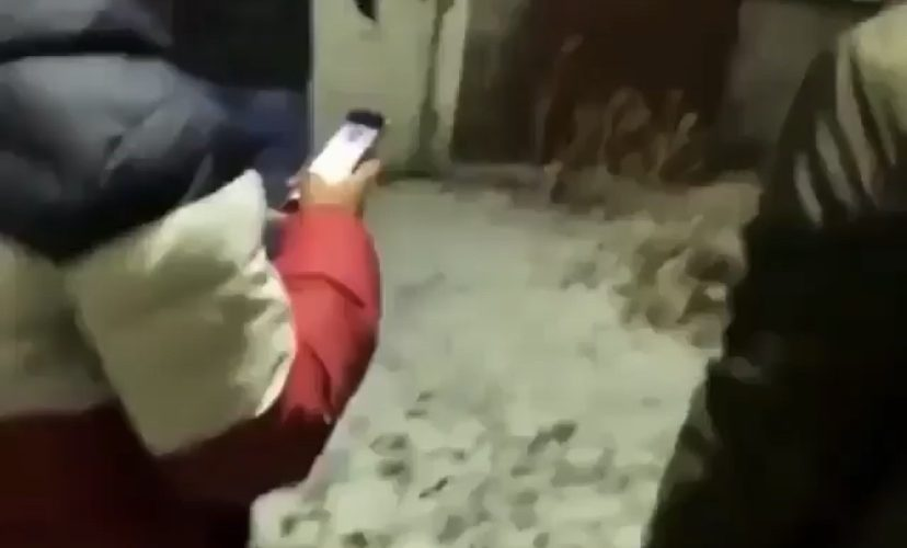 Knock the power by shooting