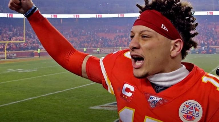 I came here to throw touchdowns and shoot fireworks and we're all out of fireworks Patrick Mahomes Chief meme