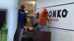 Mall shooting at Lennox mall