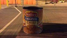 It's chili outside meme