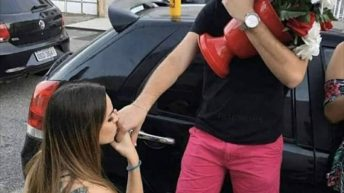Don't settle for anything less king woman proposal meme