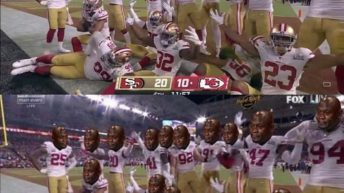 49ers Michael Jordan crying Super Bowl meme