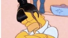 How females be wit security jobs Simpsons meme