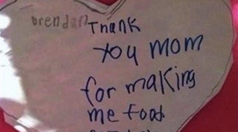 Happy Valentine's Day mom meme