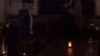 Ariana Grande and Tori Kelly when you believe karaoke