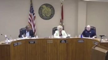 Florida Commissioner calls out Mayor