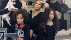Mariah flip challenge
