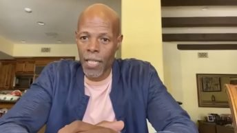 Keenan Ivory Wayans message to class of 2020
