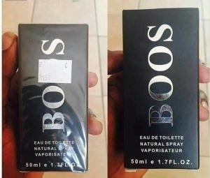 Boss cologne from wish