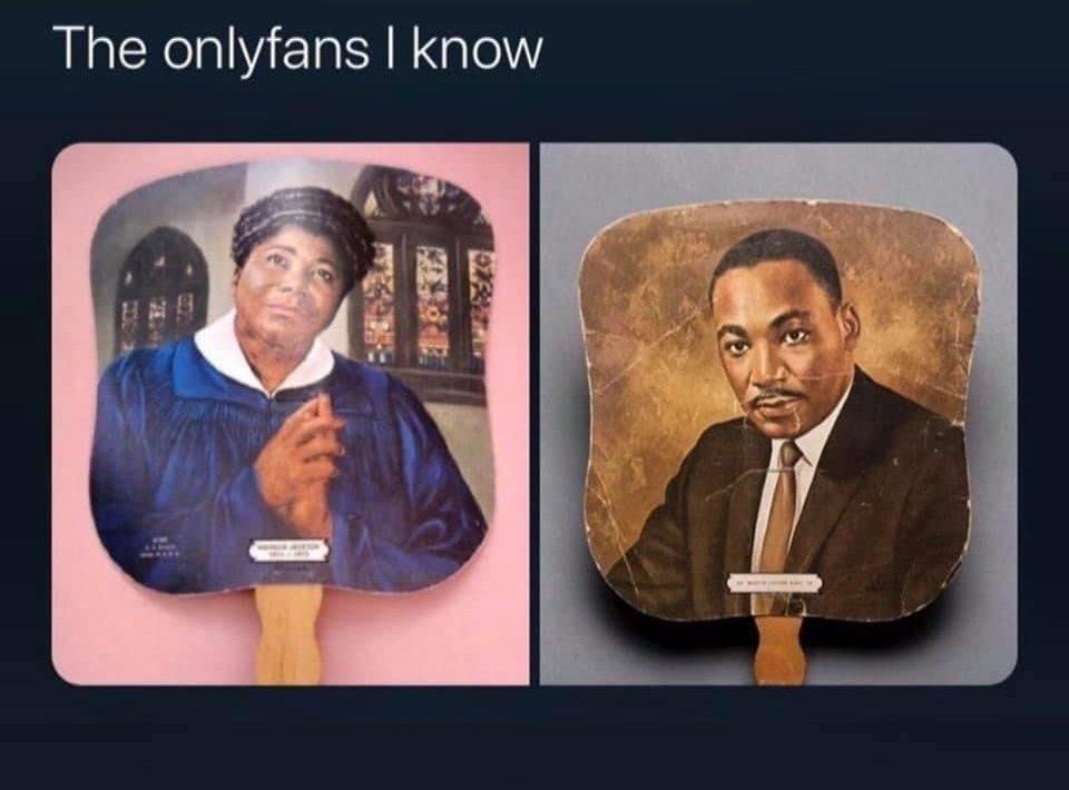 The onlyfans I know church fan meme