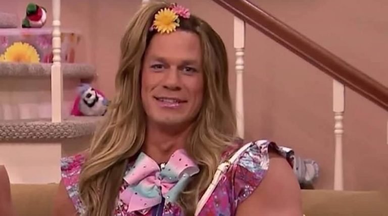 john cena you look so much like your dad meme