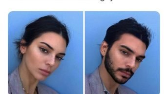 If Kendall Jenner was a guy