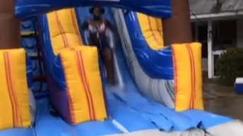 Bouncy sliding fail