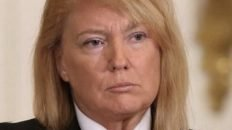 If Donald Trump was a woman President