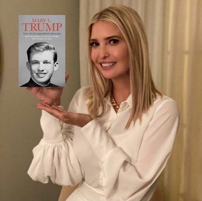 Ivanka Trump Goya meme
