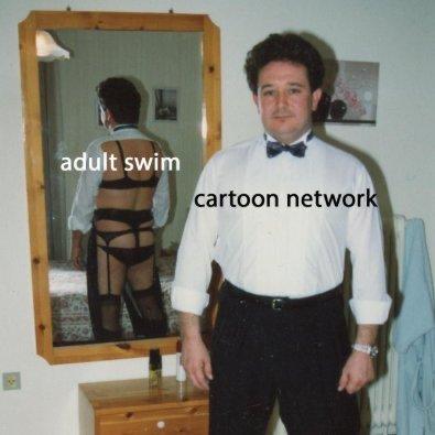 Cartoon Network Adult Swim meme