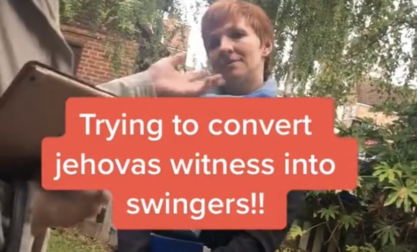 Trying to convert Jehovas Witnesses