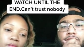 You can't trust everybody