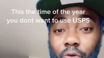 USPS worker discourages shipping through them
