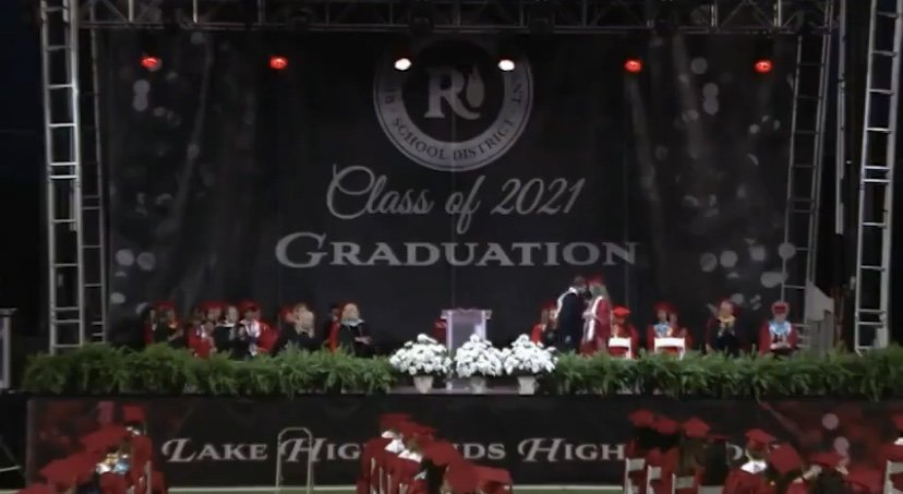 Lake Highlands valedictorian condemns abortion law