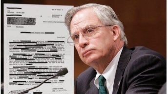 CIA realizes its been using black highlighters all these years meme