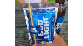 When you're a grown man but still a kid at heart Bud light capri sun pouch meme