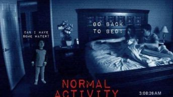 Normal activity paranormal activity meme