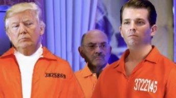 Donald Trump, Allen Weisselberg, Donald Trump Jr jail meme