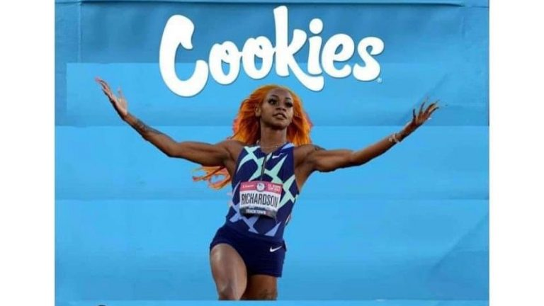 Cookies Sha'Carri pack meme