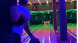 Bowling trick gone wrong