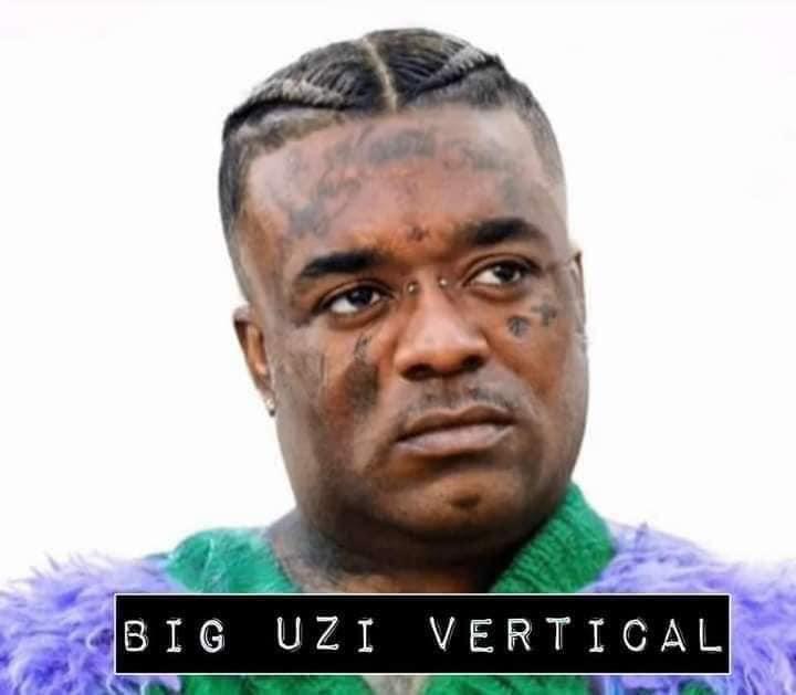 Big Uzi Vertical LIl Uzi Vert meme