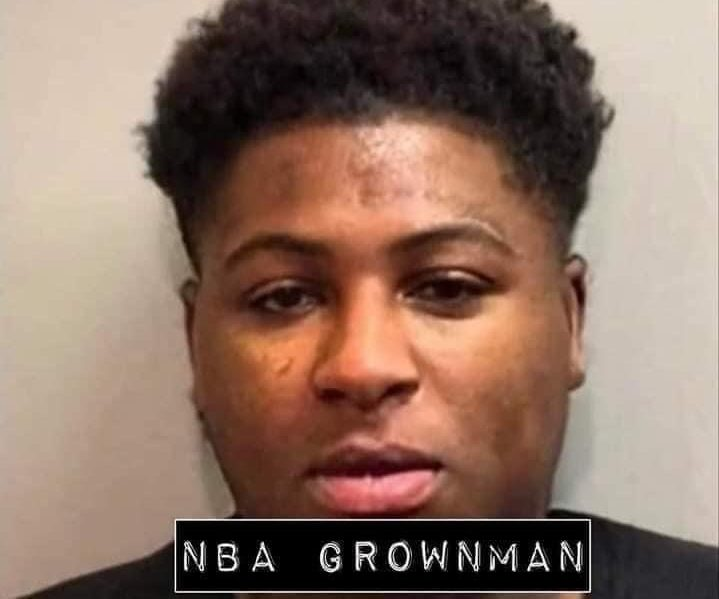 NBA Grownman NBA Younboy meme