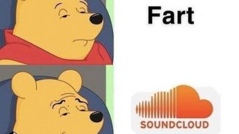Winnie The Pooh farting meme