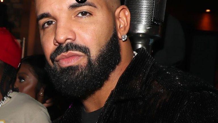 Drake heart haircut meme