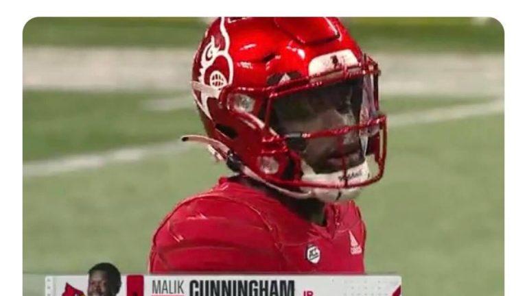 Fuck it, I'll do it myself Malik Cunningham University of Louisville meme