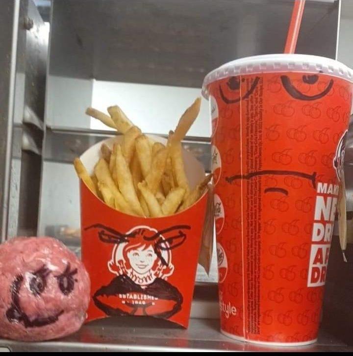 Wendy's Aqua Teen Hunger