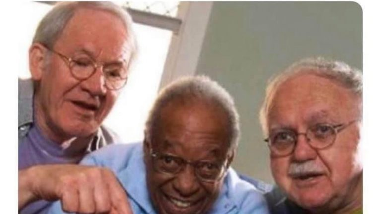 Me and the homies playing GTA 6 when it drops in 2078 meme