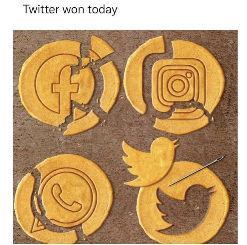 Twitter won today Squid Game meme